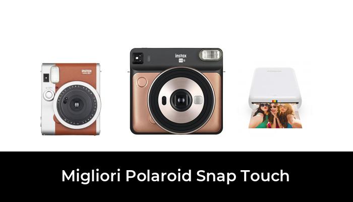 FINTIE Fujifilm Instax Square SQ6 Custodia PU Custodia Borsa in Pelle con Cinturino Rimovibile//Regolabile per Fujifilm Instax Square SQ6 Fotocamera Istantanea