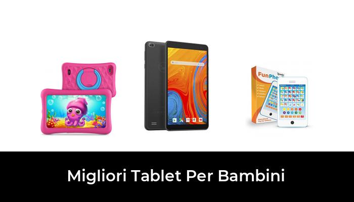 39 migliori Tablet Per Bambini nel 2020 (recensioni