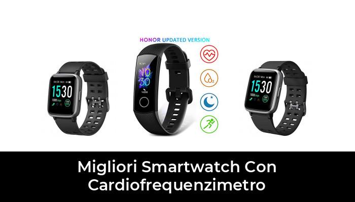 49 migliori Smartwatch Con Cardiofrequenzimetro nel 2020