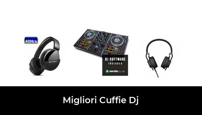 Cuffia Pro Per Dj Ipod Iphone PC A DOCCIA MONOCUFFIA DA MANO MDH-6300 MONACOR