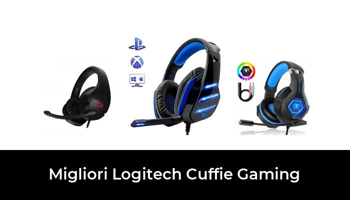 46 migliori Logitech Cuffie Gaming nel 2020 (recensioni
