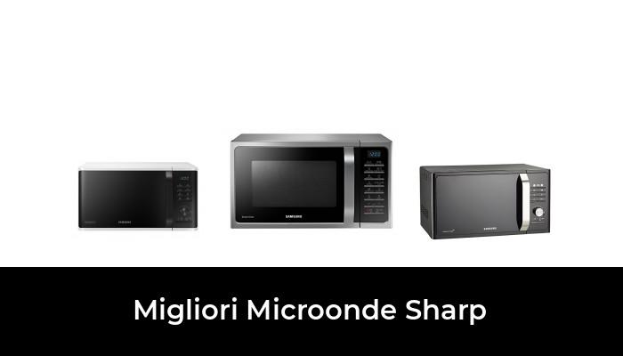 Sharp YC MG51E S Forno a microonde.it