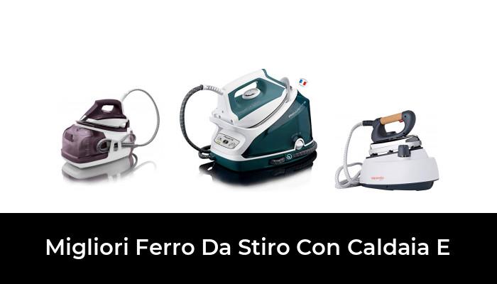 Ferro da Stiro con Caldaia De Longhi a Vapore Carica Continua Stirella PRO1707