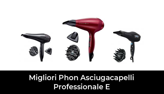 50 migliori Phon Asciugacapelli Professionale E nel 2020