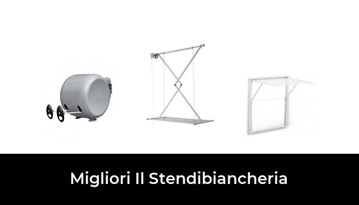 Fino a 12 mt Plastica Bianco Relaxdays Filo Stendibiancheria Allungabile