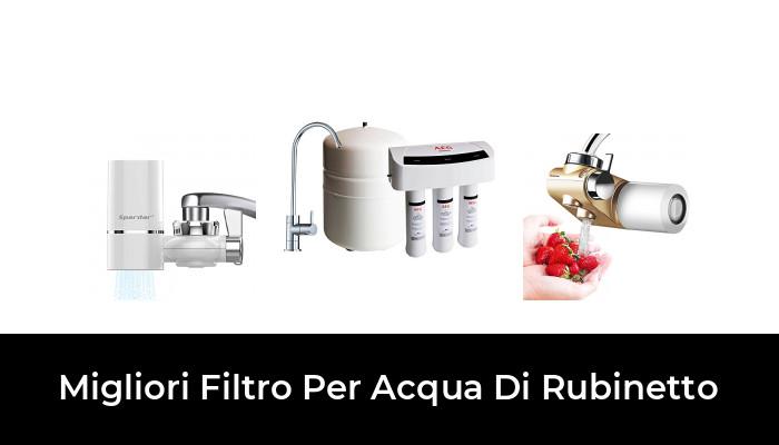 4 aquahouse Filtro acqua compatibile con tutti i frigoriferi con Filtro in linea esterna