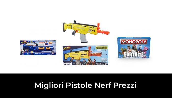 43 migliori Pistole Nerf Prezzi nel 2020 (recensioni
