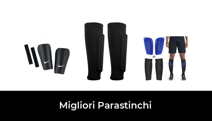 Professionale da Calcio Protezione per Tibia Supporto Piede Calzini Parastinchi
