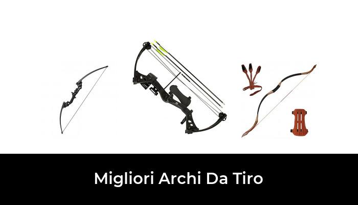 SHARROW Arco Ricurvo e Set di Frecce Tiro con LArco 30-50lbs Dritto di Prua Takedown Ricurvo Arco con 6pcs Frecce in Carbonio per Giovani Adulti Principianti