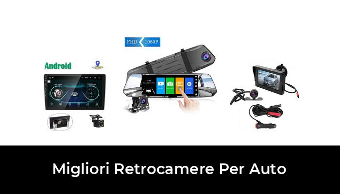 SODIAL R 2.4GHz Wireless Trasmettitore Ricevitore per Telecamera di retrovisione dellautomobile del monitor