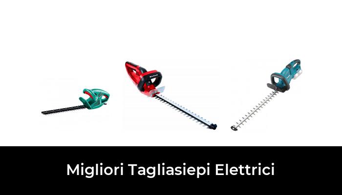 Set di 4 Pezzi Einhell GC-EH 6055 Tagliasiepi Elettrico