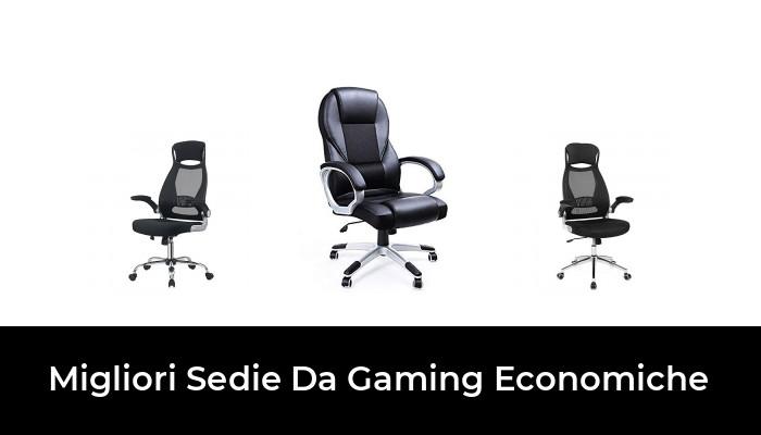 POLIRONESHOP MONZA Sedia poltrona presidenziale per ufficio studio gaming