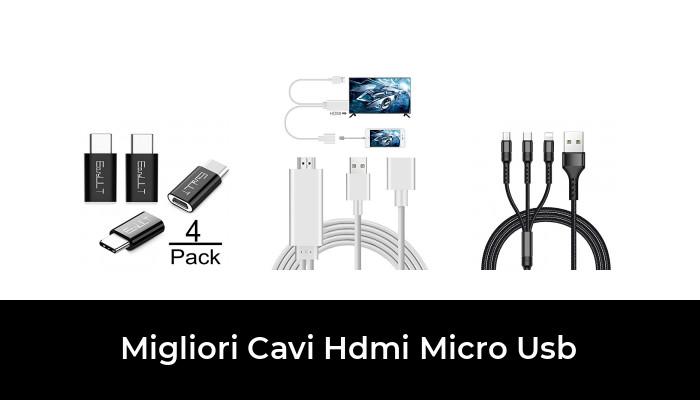 38 migliori Cavi Hdmi Micro Usb nel 2020 (recensioni