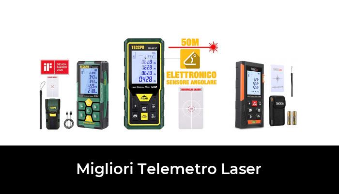 misura continua doppio fotosensibile calibratura regolabile Metro laser e nastro 2/In 1 schermo con retroilluminazione autobloccante Laser 40/m nastro per misurare 5/m Tacklife TM-L01