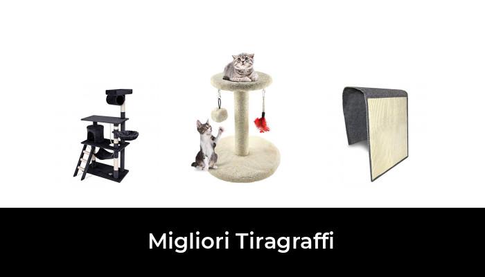 Grigio Fumo PCT90G FEANDREA Tiragraffi Albero per Gatti con Cestini e 2 Cucce