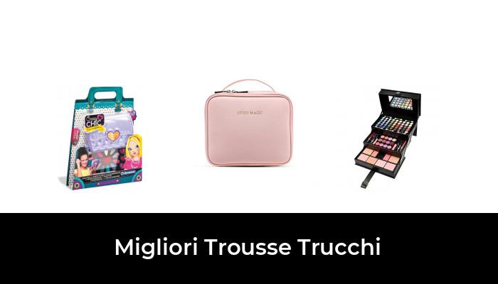 PREMYO Pochette Trucchi Trousse Make Up Donna Beauty Case Borsetta Portatrucchi da Viaggio Astuccio Portapenne Scuola Stampa Design