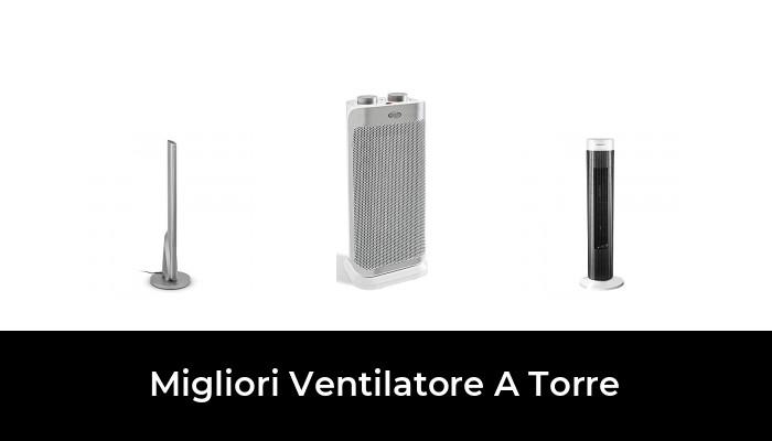 30 W 3d-flusso d/'aria tecnologia ROWENTA vu6210 Eole Compact TORRE ventilatore