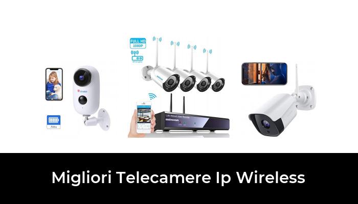 Full Hd Rete Ip 2 canali interna 1080p telecamera di sorveglianza Set con accesso app!