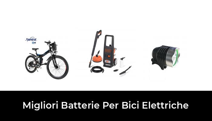 Batteria Ricaricabile agli ioni di Litio Professionale per Batteria Elettronica da Bicicletta a Batteria elettrica da 36V 10AH 360W # T