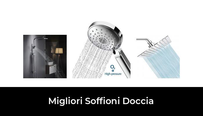 Soytich 20cm Soffione Doccia Soffione Kopf28W