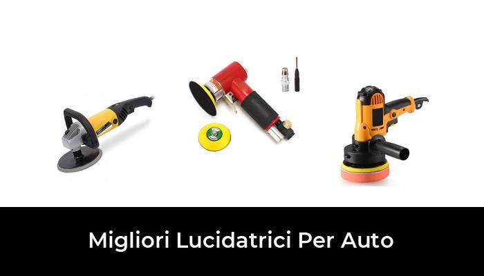1100 W 1000-3500 Rpm Einhell CC-PO 1100//2 Lucidatrice e Levigatrice per Auto Rosso//Nero