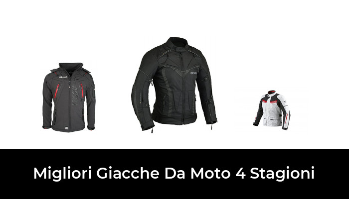 Giacca Moto Donna Impermeabile 4 Stagioni Scooter Sport Custom Lady Nero M