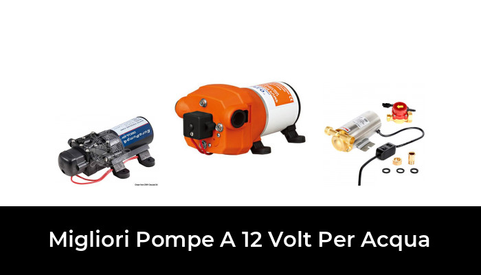 Nero DC 12V 5W Pompa acqua micro brushless ultra silenziosa per acquario a fontana Basso consumo di energia a basso rumore