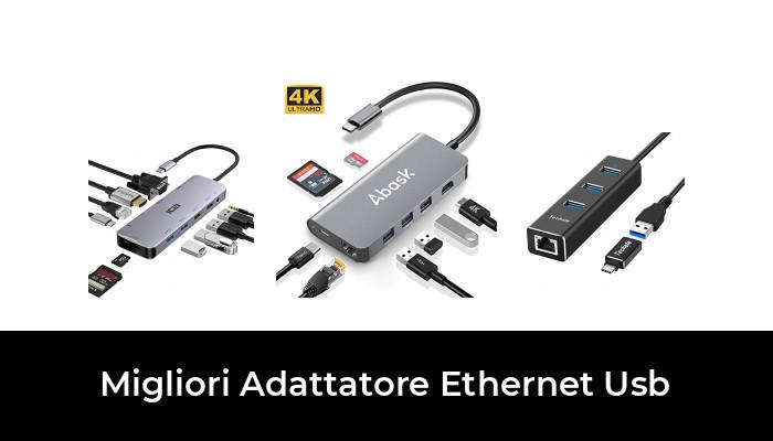 Keple USB a Ethernet LAN Adapter Compatibile con Lenovo ThinkPad ideapad YOGA