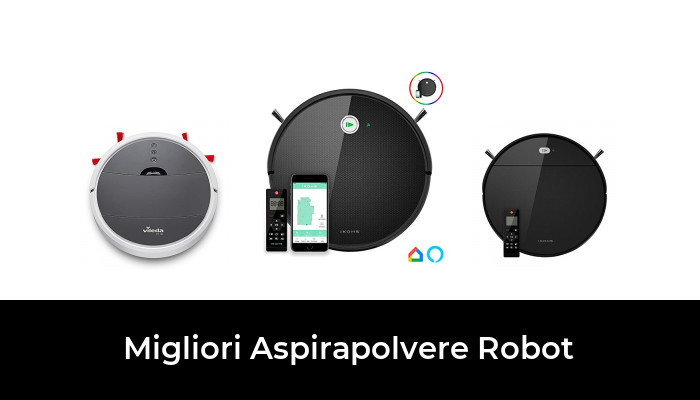 nero Zeegma Zonder Robo aspirapolvere robot aspirapolvere con funzione di pulizia umido 6 modalit/à di funzionamento filtro HEPA WiFi App comandi vocali e telecomando