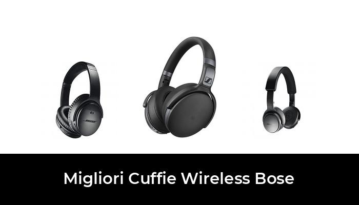 48 migliori Cuffie Wireless Bose nel 2020 (recensioni