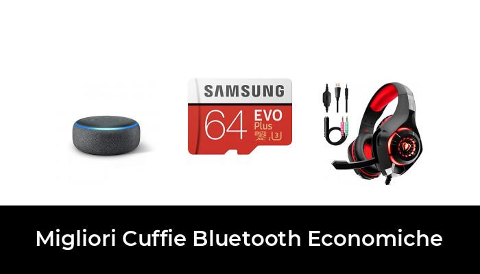 34 migliori Cuffie Bluetooth Economiche nel 2020 (recensioni