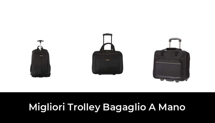 39 litri 5 Cities scomparsa Leggero bagaglio a Mano Valigia 55 cm Nero