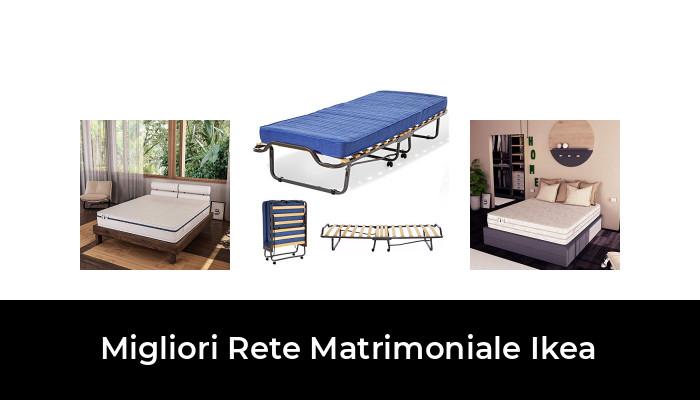 160x200 doghe Ammortizzate e basculanti Bed Store Rete Matrimoniale in Legno di faggio Mis
