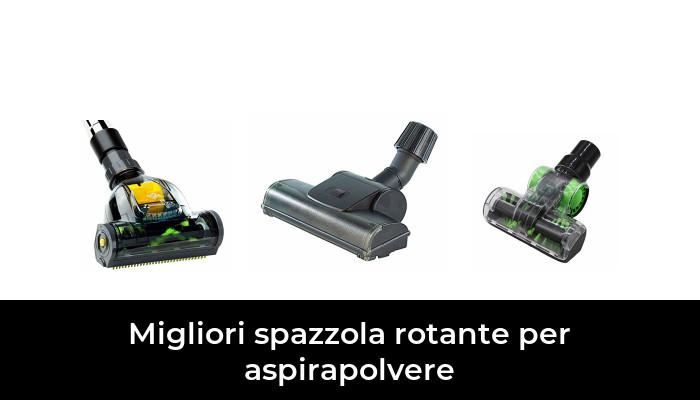 Wessper mobili Spazzola//Spazzola per mobili per aspirapolvere Rowenta Compact Power 2000W Large Capacity /ø32mm-38mm, con setole Naturali